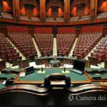 """Camera dei Deputati: """"Misure sull"""
