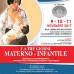 """IRCCS """"Casa Sollievo della Sofferenza"""" di San Giovanni Rotondo (Fg): """"La tre giorni materno infantile"""". Assegnati 11,9 (undici,nove) crediti ECM per tutte le Professioni Sanitarie."""