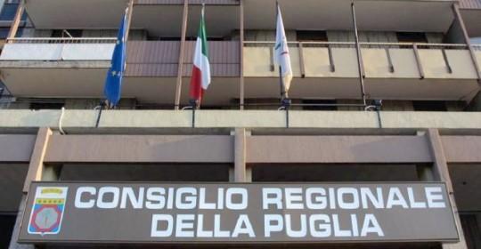 Giunta Regionale Pugliese su mobilità regionale personale SSR.