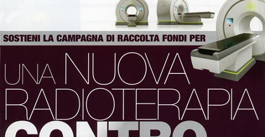 """IRCCS """"Casa Sollievo della Sofferenza"""" di San Giovanni Rotondo (Fg): una nuova radioterapia contro i tumori."""
