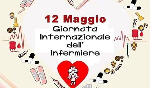 12 maggio: Giornata internazionale dell'Infermiere.