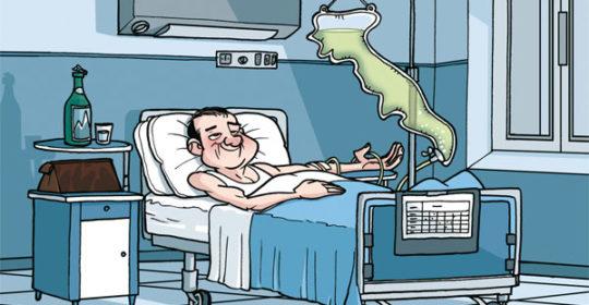 Regione Puglia. Sanità, in coda il colpo di scena è definitivo il piano di riordino della rete ospedaliera.