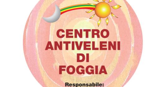 """Il Centro Antiveleni degli """"Ospedali Riuniti"""" di Foggia riferimento della Regione Puglia."""