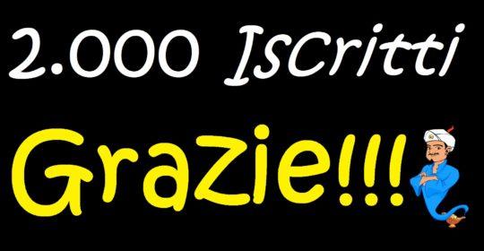 2000 utenti iscritti al sito Professionetsrm.it