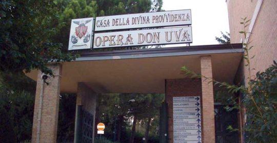 """Casa della Divina Provvidenza """"Don Uva"""" di Foggia, Potenza e Bisceglie a Universo Salute, Telesforo e D'alba evitano il fallimento."""