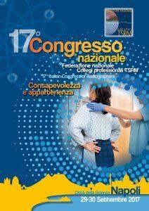 17° Congresso Nazionale TSRM – Napoli, 29-30 settembre 2017.