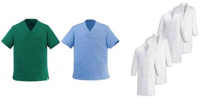 La divisa in sanità. Abbigliamento del personale.