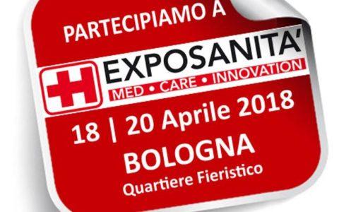 Exposanità. Bologna, 18-19-20 aprile 2018.