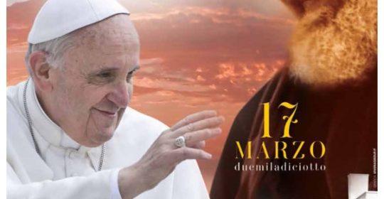 Visita Pastorale di Papa Francesco a San Giovanni Rotondo (Fg).