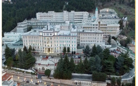 """MyECM Web, la piattaforma dedicata all'offerta formativa ECM dell'Ospedale """"Casa Sollievo della Sofferenza"""" di San Giovanni Rotondo (FG)."""