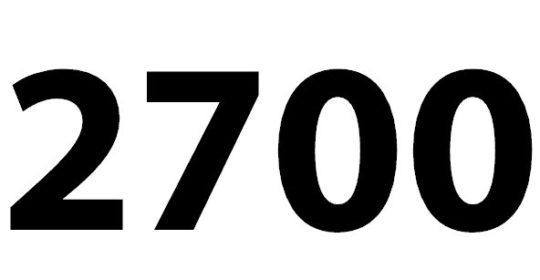 2700 utenti iscritti al sito professionetsrm.it