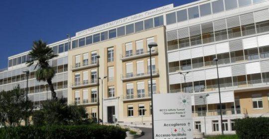 """""""Meeting dell'Ematologia Pugliese"""". Bari, IRCCS Istituto Tumori – 6 ottobre – 20 ottobre – 24 novembre 2018. Accreditato con 4 (quattro) crediti ECM per evento."""