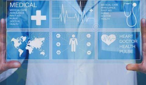 Servizi digitali per la salute e l'assistenza.