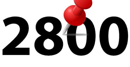 2800 utenti iscritti al sito professionetsrm.it