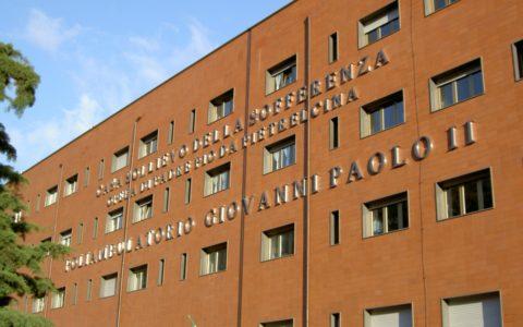 """IRCCS: """"Casa Sollievo della Sofferenza"""" di San Giovanni Rotondo (Fg): """"Il Progetto Giada in Casa Sollievo della Sofferenza"""". Accreditato con 10,7 (dieci, sette) crediti ECM per tutte le Professioni Sanitarie."""
