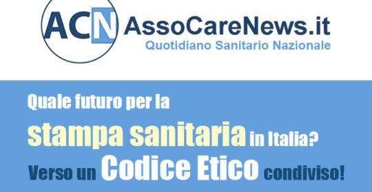 Quale futuro per la Stampa Sanitaria in Italia? Verso un Codice Etico condiviso. Tutti a Ravenna nel novembre 2019. Premio miglior laurea in ambito sanitario.