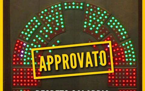 Il Decreto Calabria è legge. Via libera anche dal Senato. Dal commissariamento della sanità calabrese allo sblocco del tetto di spesa per il personale Ssn.