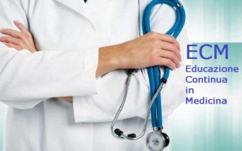 Ecm: per le nuove Professioni Sanitarie introdotte dalle Legge Lorenzin 'sconto' di 50 crediti per il triennio 2020-2022.
