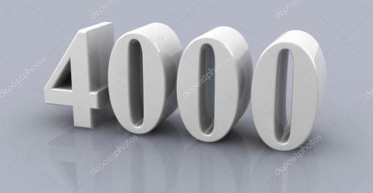 4000 utenti iscritti alla newsletter del sito professionetsrm.it