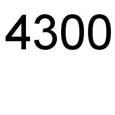 4300 utenti iscritti alla newsletter del sito professionetsrm.it