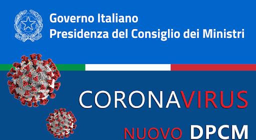 Emergenza Coronavirus: nuovo DPCM del 26.04.2020. Gazzetta Ufficiale Serie Generale n. 108 del 27.04.2020.