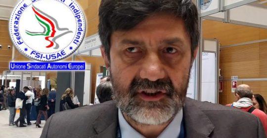 """Adamo Bonazzi – Segretario Generale FSI-USAE: """"Il futuro di Infermieri, OSS e Professioni Sanitarie non sarà roseo dopo il Covid-19""""."""