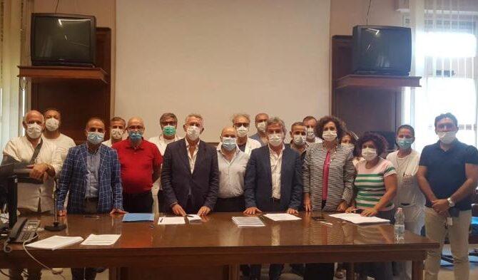 """Azienda Policlinico """"OO.RR."""" di Foggia: firmato il Contratto Integrativo Aziendale 2016/2018 per il personale del Comparto Sanità."""