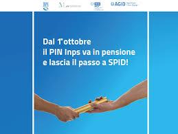 Addio PIN, dal 1° ottobre 2020 per accedere al sito dell'Inps servirà lo SPID.