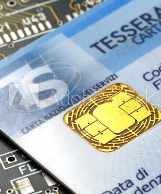 Firma digitale mediante Tessera Sanitaria/Codice Fiscale.