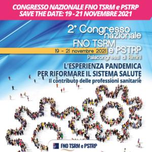 2° Congresso della Federazione Nazionale degli Ordini dei TSRM e PSTRP.