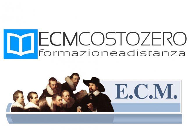 Eventi formativi FAD gratuiti per tutte le Professioni Sanitarie su: ecmcostozero.it
